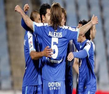 El Getafe jugará el partido de vuelta contra el Atlético de Madrid en el Alfonso Pérez.
